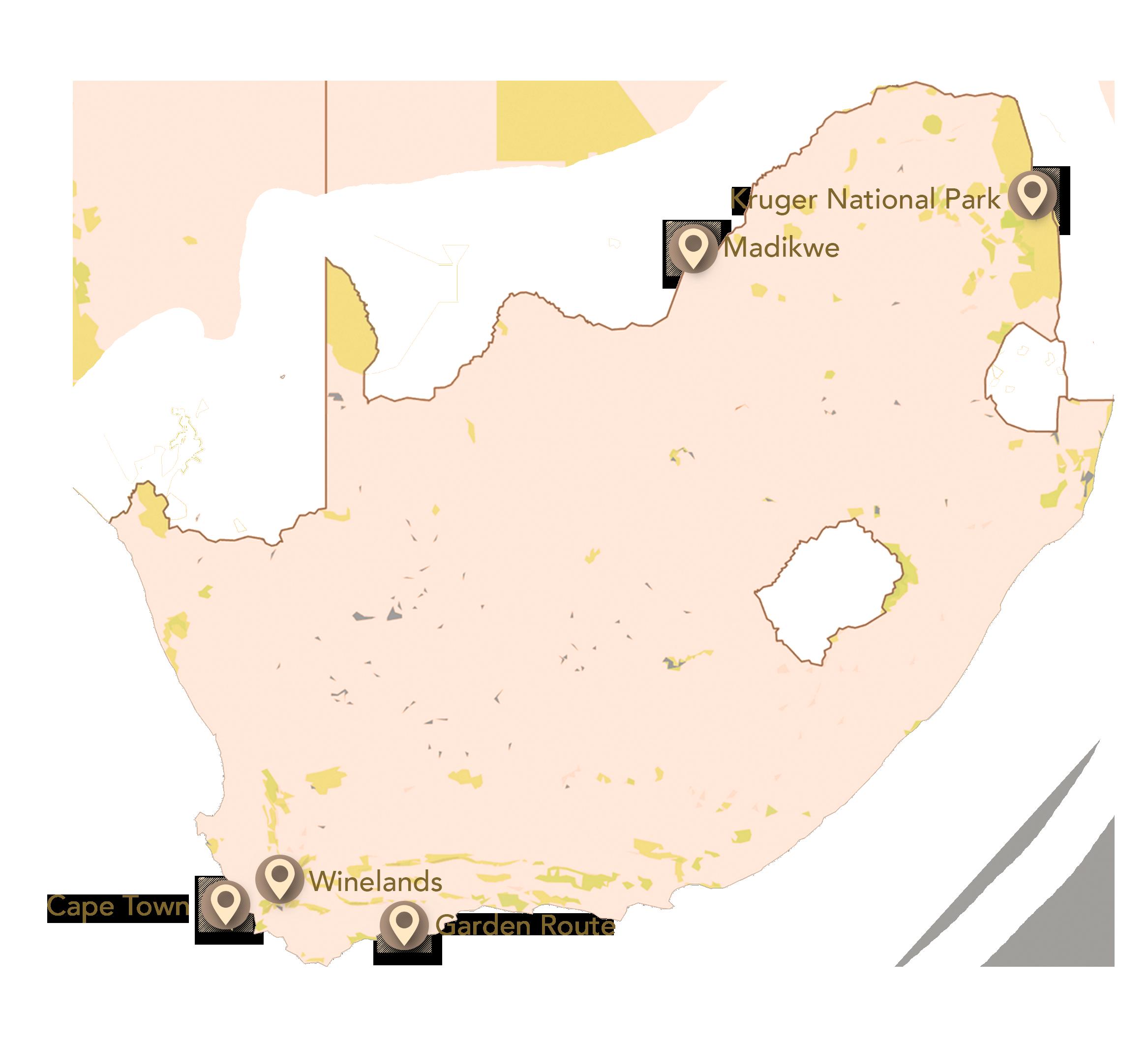 South Africa Solo Safaris