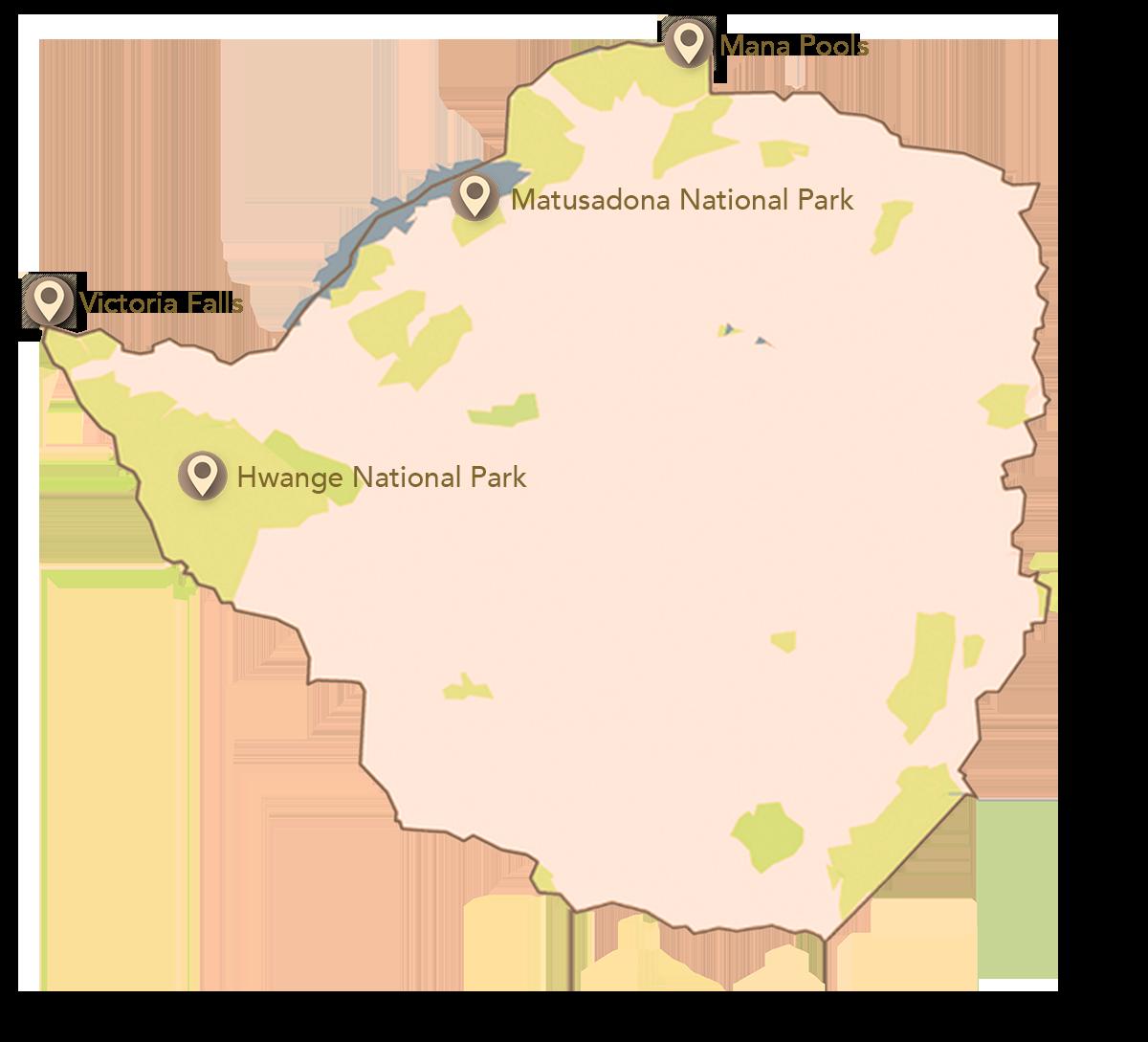 Zimbabwe Solo Safaris